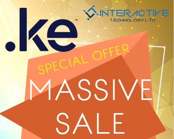 .ke domain offer